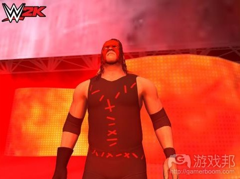 wwe 2k(from gamezebo.com)