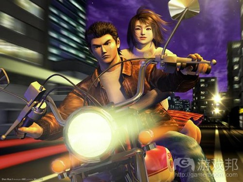 Shenmue(from eurogamer)