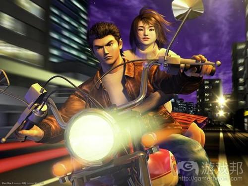 Shenmue(from eurogamer)