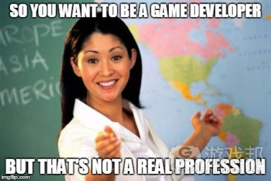 profession(from gamasutra)