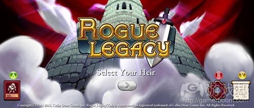 rogue leagcy(from gameanalytics)