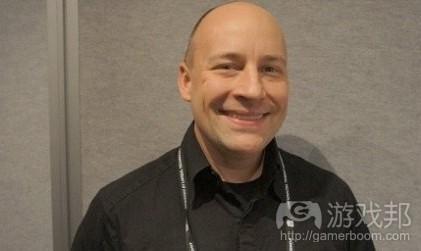 Mike Capps(from v.kaifu.com)