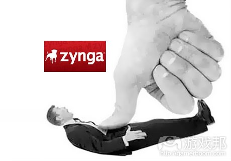 zynga lays off(from chinabyte)