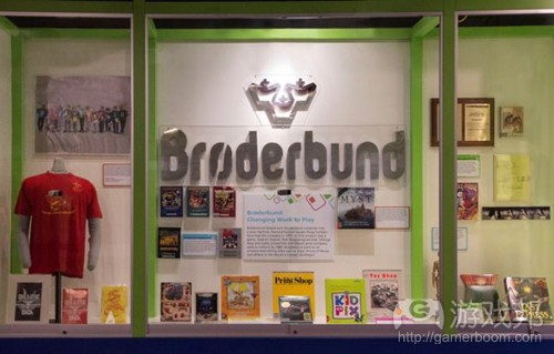 Broderbund(from gamasutra)