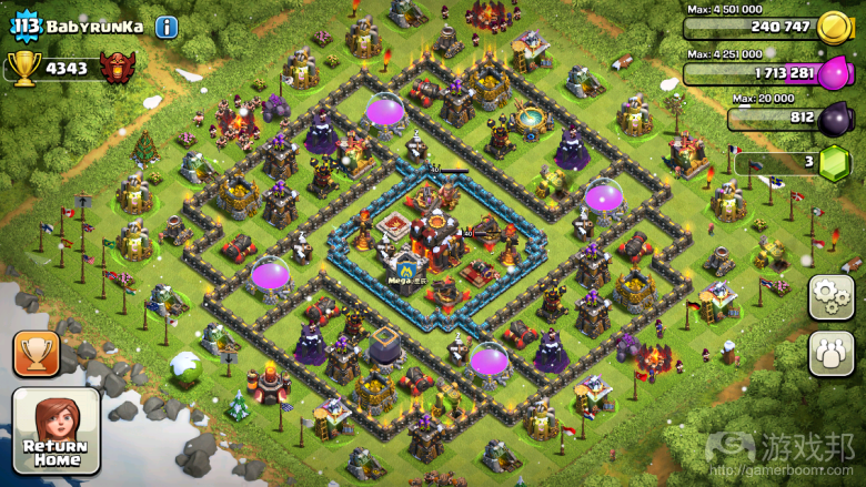 Clash-of-Clans(from venturebeat.com)