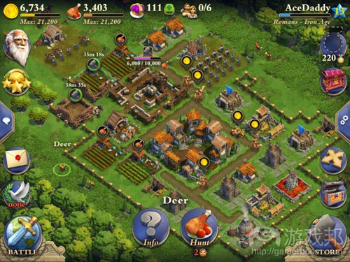 DomiNations(from gamasutra)