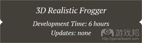 froggerTitle(from gamasutra)