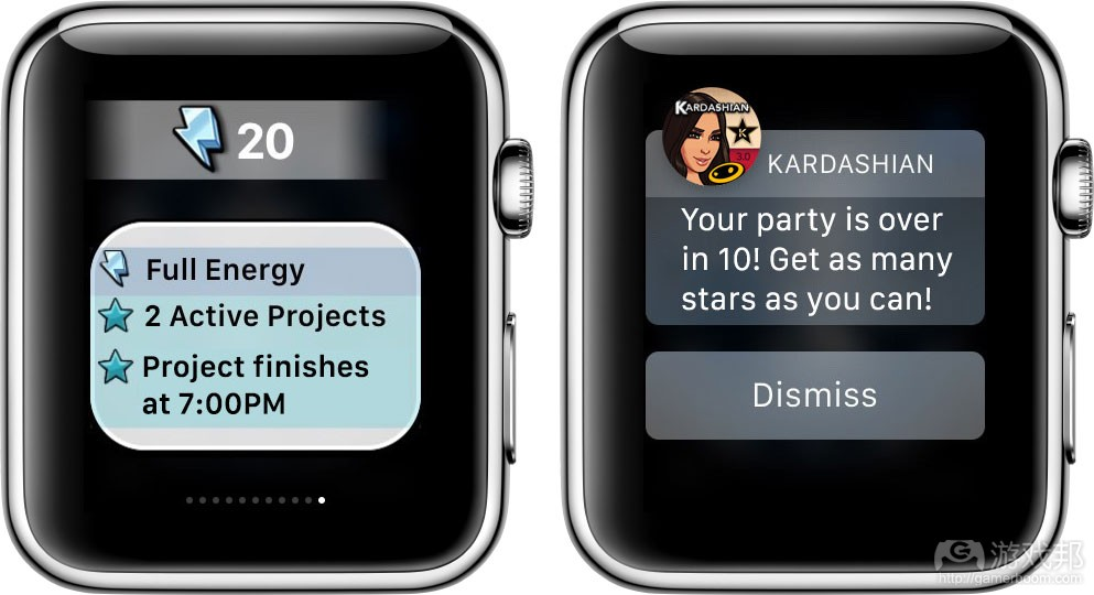 kim kardashian apple watch(from toucharcade.com)