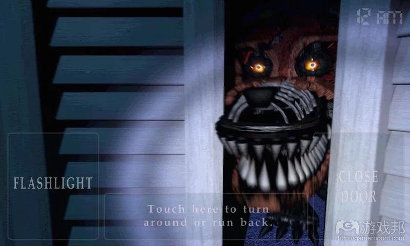 Five Nights at Freddy(from gamezebo.com)