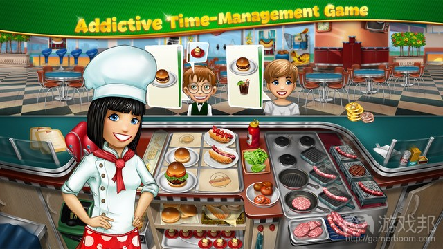 cooking fever(from venturebeat.com)