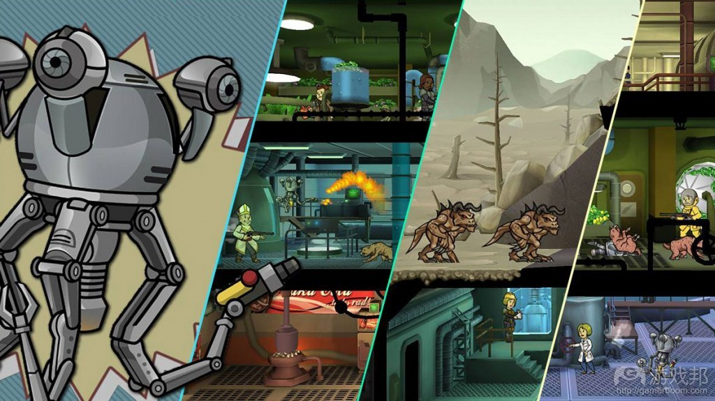 fallout shelter android(from gamezebo.com)