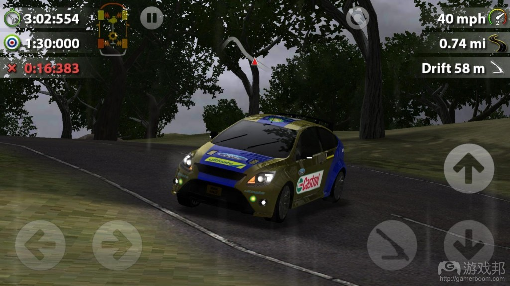 Rush Rally 2(from toucharcade.com)