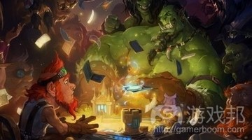 Hearthstone(from gamesindustry.biz)