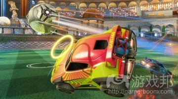 Rocket League(from gamesindustry.biz)