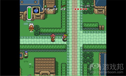 Zelda A Link to the Past(from msn)