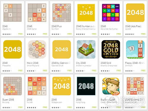 app store(from gamasutra)