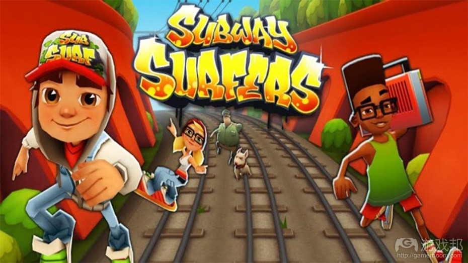 subway surfers(from venturebeat.com)