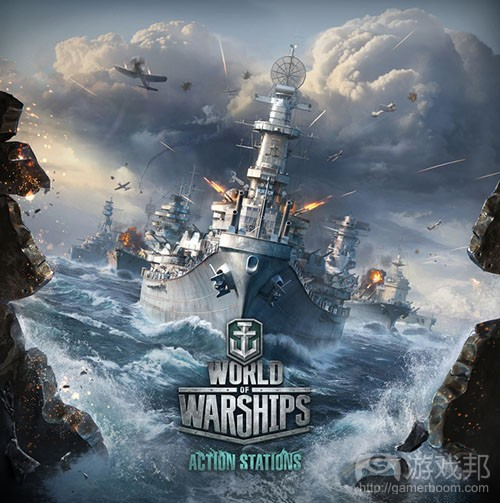 world of warships(from gamesindustry)
