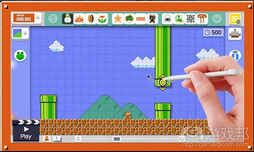 SuperMarioMaker(from gamasutra)
