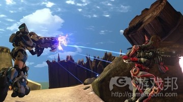 Firefall(from gamesindustry.biz)