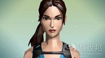 Lara Croft GO(from gamesindustry.biz)