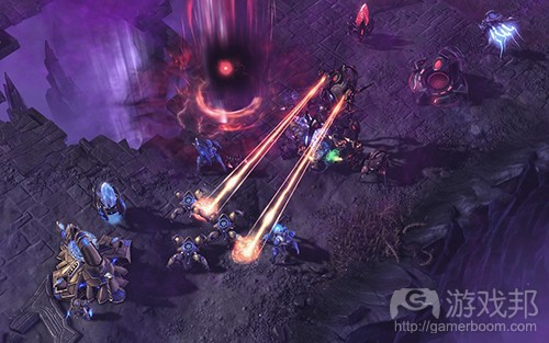 StarCraft 2 Legacy of the Void(from polygon)