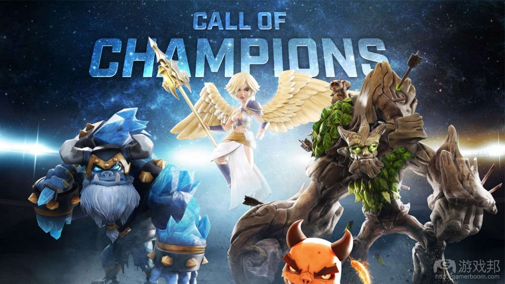 Call of Champions(from gamezebo.com)