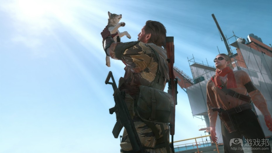 Metal Gear Solid V(from venturebeat.com)