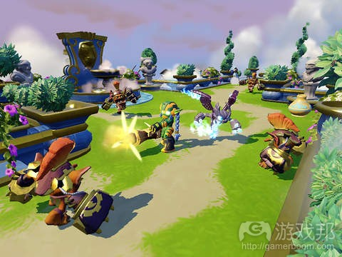 Skylanders SuperChargers (from gao7)