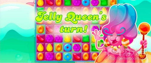 candy crush jelly(from develop-online)
