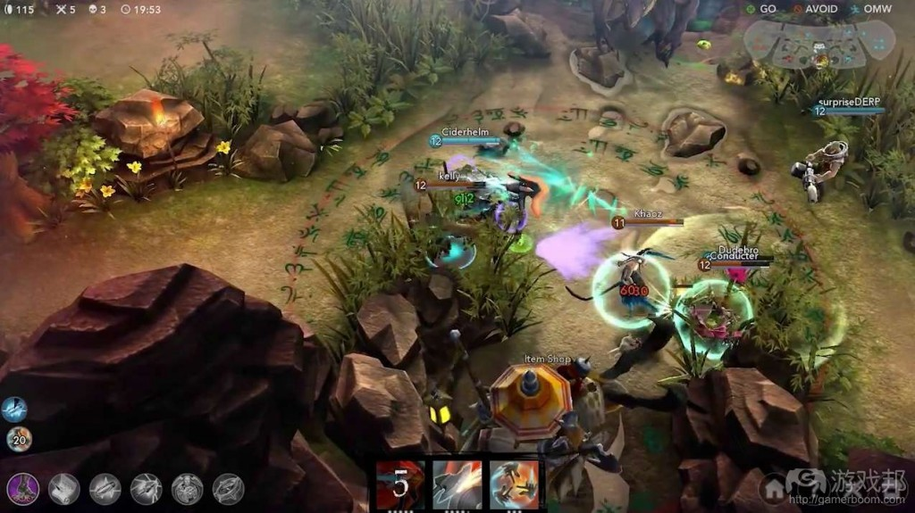 vainglory-gameplay(from gamezebo.com)