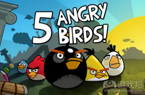 Angry Birds(from sina)