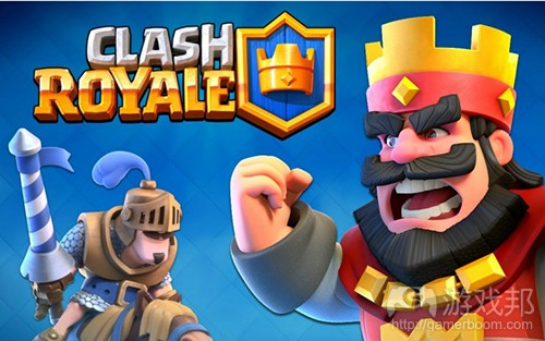 clash royale(from bilibili)
