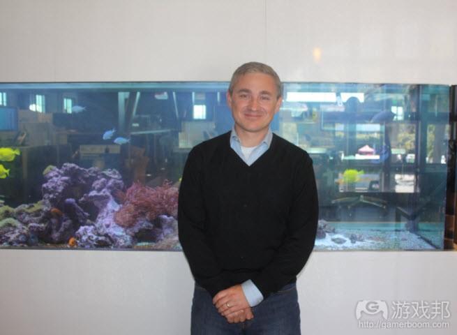 frank gibeau(from venturebeat.com)