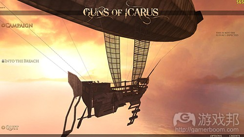 Guns of Icarus(from verycd)