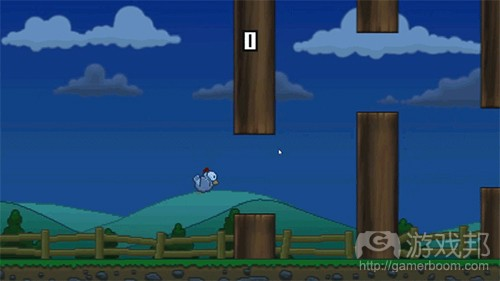 flappy bird(from gamasutra)