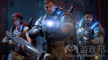 Gears of War 4(from gamesindustry.biz)