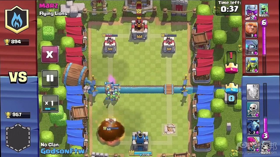 Clash-Royale(from venturebeat.com)