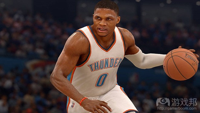 Russell Westbrook(from toucharcade.com)