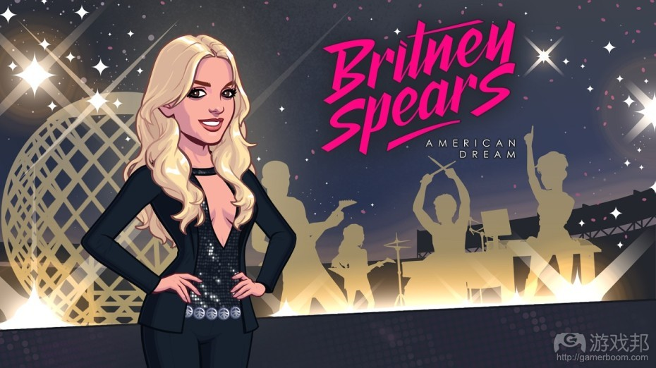 Britney Spears: American Dream(from vneturebeat.com)