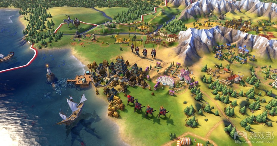 Civilization VI(from venturebeat.com)