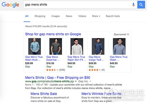 google research(from gamasutra)