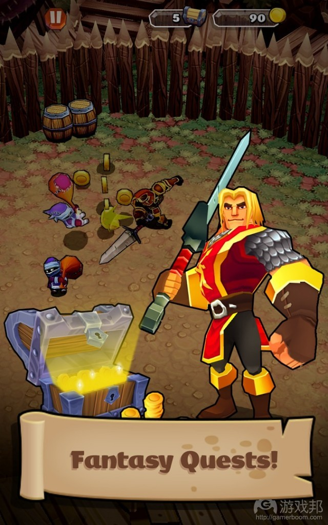 simply hero(from toucharcade.com)