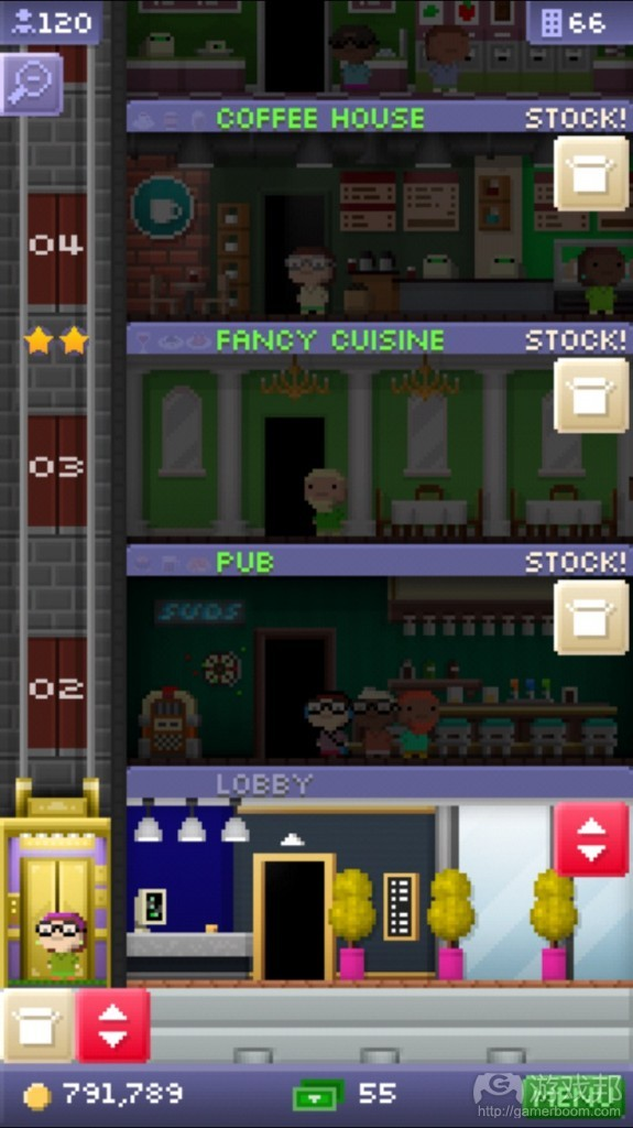 tiny tower(from toucharcade.com)