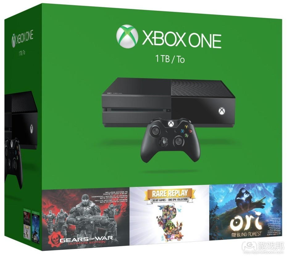 xbox one(from venturebeat.com)
