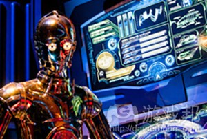 Captain C-3PO by Jeff Nickel(from gamedev)