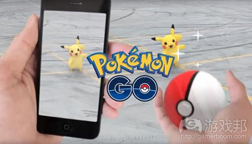 Pokémon Go(from 163.com)