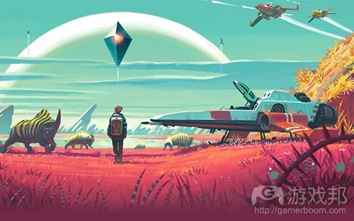 No Man's Sky(from 3gmfw)