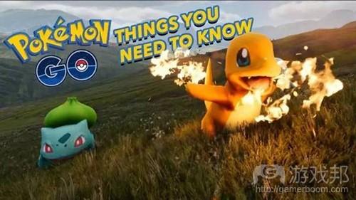 Pokémon Go(from chinaxiaokang)