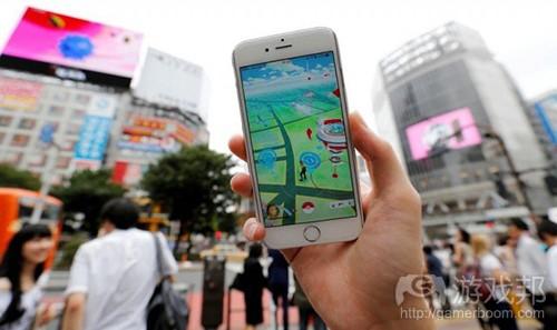 Pokémon Go(from myzaker)